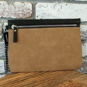 NWT Express Large Chain Link Wristlet
